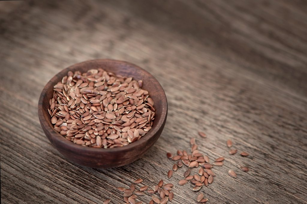 The Flaxseed Leadership Diet