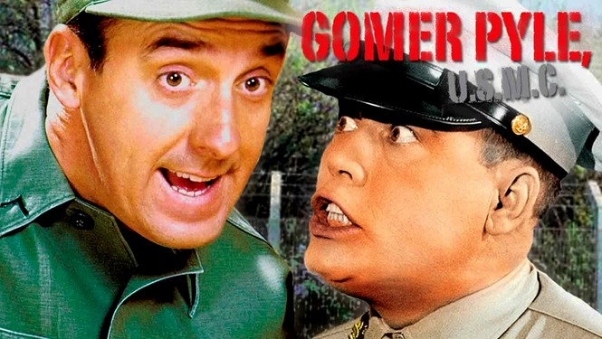 The US Marines leadership style is more than Gomer Pyle