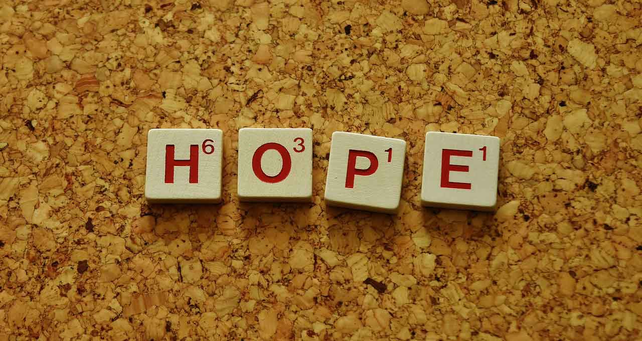 Giving hope is one of the most important ways to a leader positively influence those she serves