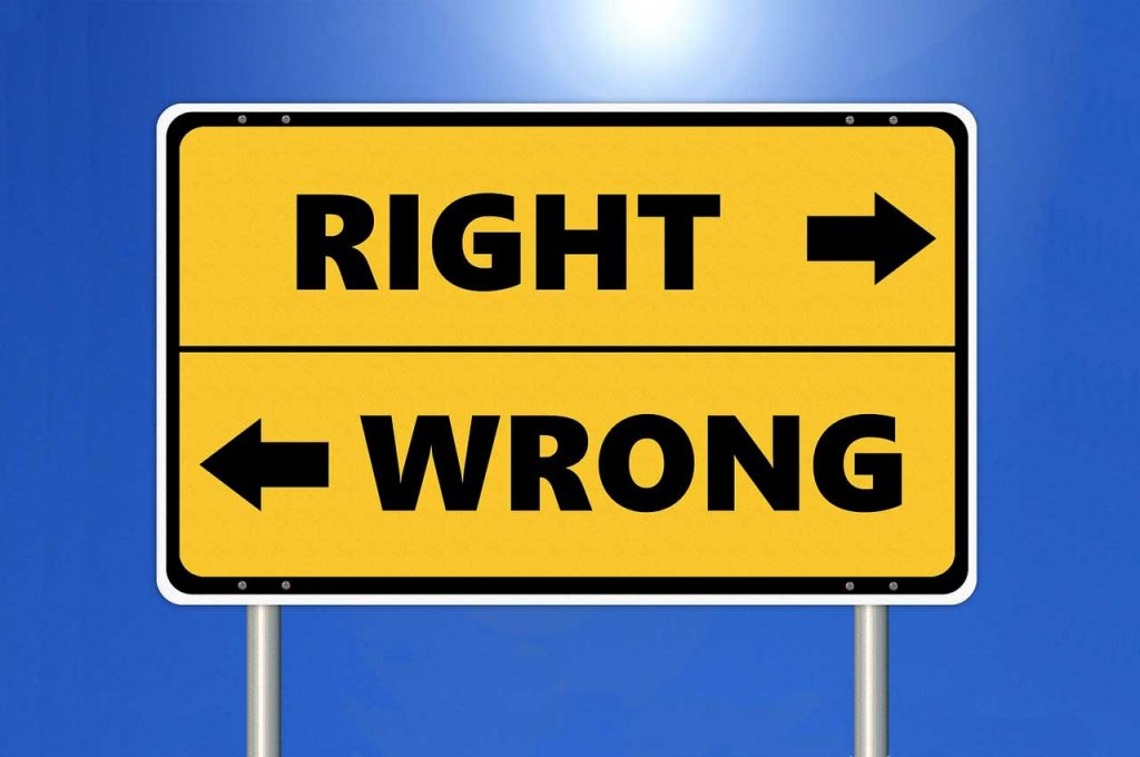 Leaders can model ethical behavior in their culture by pointing the way to right and wrong