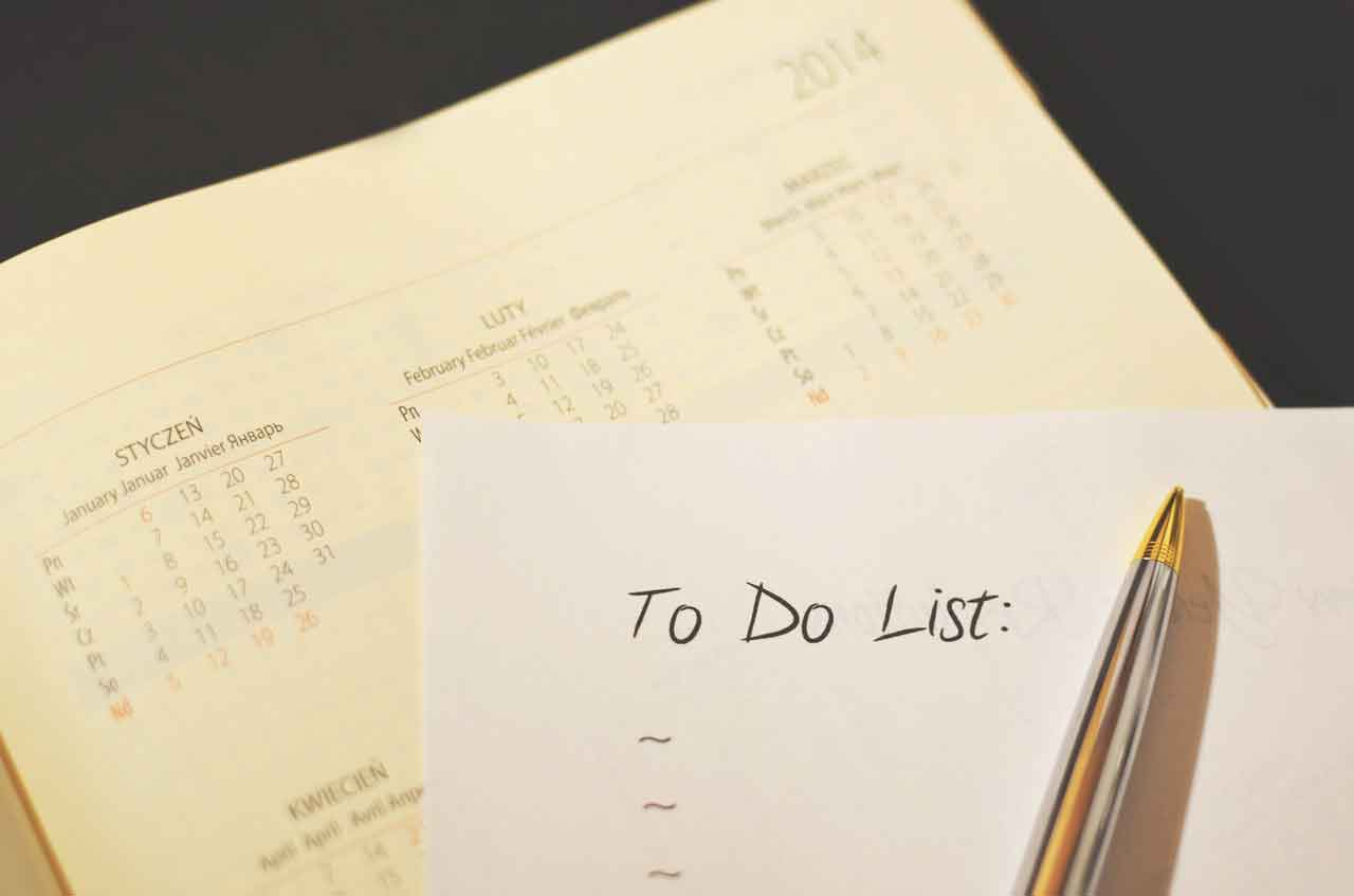 Checklist of commandments for delivering bad news